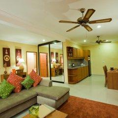 Отель Baan Souy Resort 3* Апартаменты с 2 отдельными кроватями фото 4