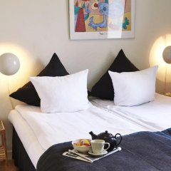 Апартаменты Ascot Apartments Копенгаген в номере