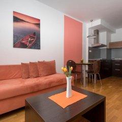 Отель Aparthotel Angel 3* Апартаменты с разными типами кроватей фото 3
