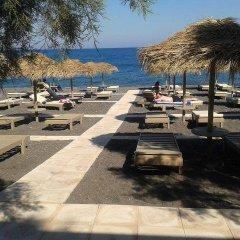 Отель Enjoy Villas Греция, Остров Санторини - 1 отзыв об отеле, цены и фото номеров - забронировать отель Enjoy Villas онлайн пляж фото 2