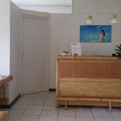 Отель Fare Suisse Tahiti Французская Полинезия, Папеэте - отзывы, цены и фото номеров - забронировать отель Fare Suisse Tahiti онлайн интерьер отеля фото 2