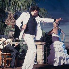 Отель Apartamentos Playa Ferrera развлечения