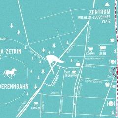 Отель Green Residence Leipzig Германия, Зюдфорштадт - отзывы, цены и фото номеров - забронировать отель Green Residence Leipzig онлайн спортивное сооружение