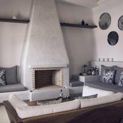 Отель Santo Maris Oia, Luxury Suites & Spa 5* Вилла Делюкс с различными типами кроватей фото 10