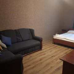 Apart-Hotel City Center Contrabas Львов комната для гостей