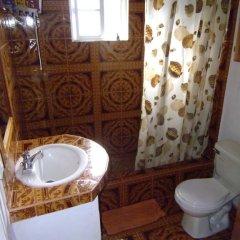 Отель Ocean View Chalet ванная фото 2
