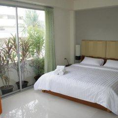 Отель Baan Sabai De 2* Номер Делюкс с двуспальной кроватью фото 3
