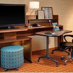 Отель Fairfield Inn & Suites by Marriott Columbus Dublin 2* Стандартный номер с различными типами кроватей фото 3