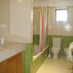 Отель Villa Herdade de Montalvo ванная