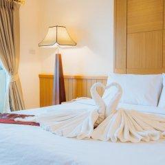 Отель MetroPoint Bangkok 4* Улучшенный номер с различными типами кроватей фото 3