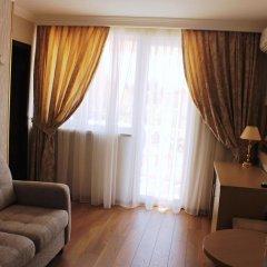 Мини-Отель У Заполярья 3* Люкс с различными типами кроватей фото 7