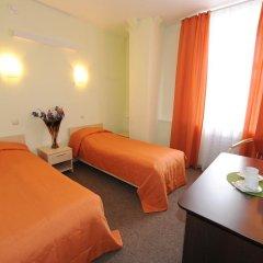 Гостиница Ирис 3* Стандартный номер разные типы кроватей фото 20