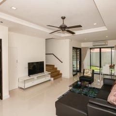 Отель Phuket Marbella Villa 4* Апартаменты с различными типами кроватей фото 2