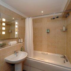 Отель Fountain Court Apartments - Grove Executive Великобритания, Эдинбург - отзывы, цены и фото номеров - забронировать отель Fountain Court Apartments - Grove Executive онлайн ванная фото 2
