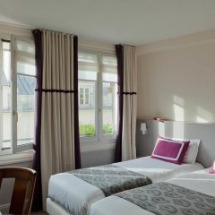 Отель Hôtel Parc Saint Séverin 4* Стандартный номер с различными типами кроватей фото 5