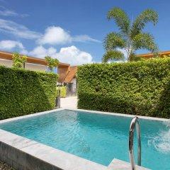 Отель The 8 Pool Villa 3* Вилла с различными типами кроватей фото 19