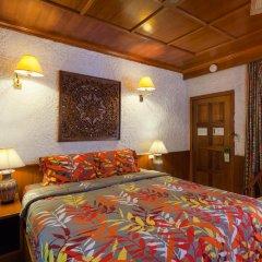 Отель Tropica Bungalow Resort 3* Улучшенное бунгало с различными типами кроватей фото 22