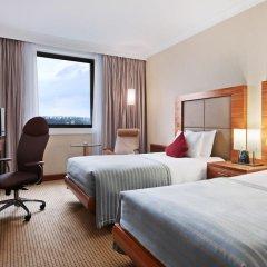 Отель Hilton Prague 5* Стандартный номер с различными типами кроватей фото 2