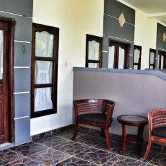 Отель Balangan Sea View Bungalow 3* Улучшенный номер с различными типами кроватей фото 2