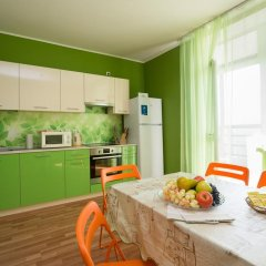 Апартаменты Максим Улучшенные апартаменты с различными типами кроватей фото 15