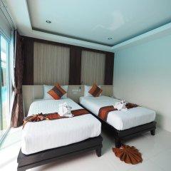 Отель Lanta Fevrier Resort 2* Номер Делюкс с различными типами кроватей фото 8
