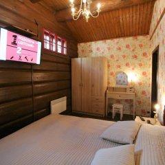 Гостиница Bolshaya Volga комната для гостей фото 2