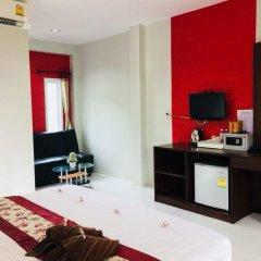 Отель Hatzanda Lanta Resort 3* Улучшенный номер