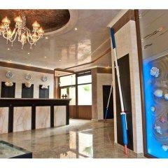 Отель VIP CLUB Dolphin Coast Болгария, Солнечный берег - отзывы, цены и фото номеров - забронировать отель VIP CLUB Dolphin Coast онлайн интерьер отеля фото 3