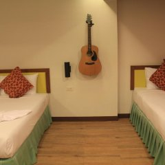 My Way Hua Hin Music Hotel 3* Студия с различными типами кроватей фото 4
