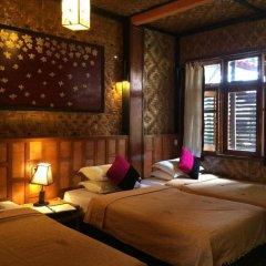 Отель Inle Inn 2* Улучшенный номер с различными типами кроватей фото 3