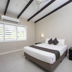 Отель Plantation Island Resort Фиджи, Остров Малоло-Лайлай - отзывы, цены и фото номеров - забронировать отель Plantation Island Resort онлайн комната для гостей фото 5