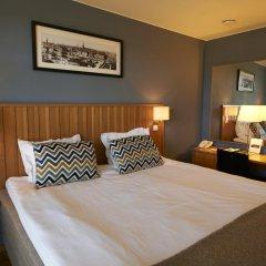 Отель Villa Kallhagen Стокгольм комната для гостей фото 4