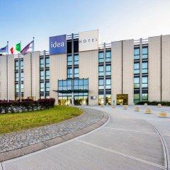 Отель Idea Hotel Milano San Siro Италия, Милан - 9 отзывов об отеле, цены и фото номеров - забронировать отель Idea Hotel Milano San Siro онлайн парковка