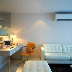 Отель The Present Sathorn Бангкок комната для гостей фото 3