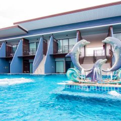 Отель The Phu Beach Hotel Таиланд, Краби - отзывы, цены и фото номеров - забронировать отель The Phu Beach Hotel онлайн бассейн фото 3