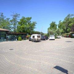 Отель Flaminio Village Bungalow Park Италия, Рим - 3 отзыва об отеле, цены и фото номеров - забронировать отель Flaminio Village Bungalow Park онлайн парковка