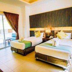 Отель Al's Laemson Resort комната для гостей фото 5