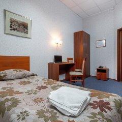 Гостиница Самара Люкс 3* Номер Эконом разные типы кроватей (общая ванная комната) фото 3