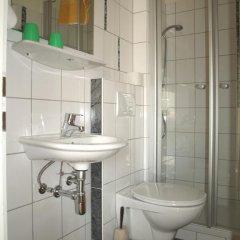 Отель Gastehaus Hubertus 3* Стандартный номер с различными типами кроватей фото 2