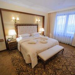 Президент-Отель 5* Апартаменты разные типы кроватей фото 6