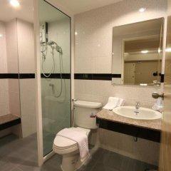 Отель Golden Jade Suvarnabhumi 3* Улучшенный номер двуспальная кровать фото 7
