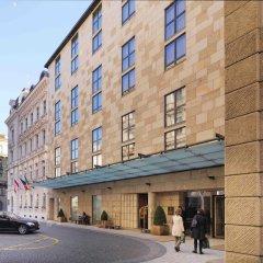 Four Seasons Hotel Prague 5* Номер Делюкс с различными типами кроватей фото 5
