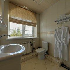 Гостиница Провинция Номер Эконом разные типы кроватей (общая ванная комната) фото 4
