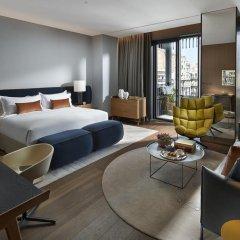 Отель Mandarin Oriental Barcelona 5* Люкс с двуспальной кроватью фото 8