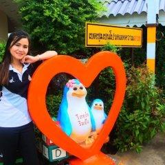 Отель Rimbueng Resort Pranburi 3* Стандартный номер с различными типами кроватей фото 4