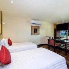Отель Andaman White Beach Resort 4* Номер Делюкс с двуспальной кроватью фото 22