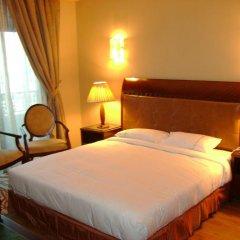 Отель Tulip Inn Sharjah Студия Делюкс с различными типами кроватей