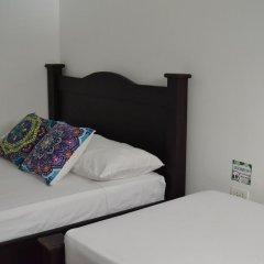 Отель Hostal Pajara Pinta Стандартный номер с различными типами кроватей фото 6
