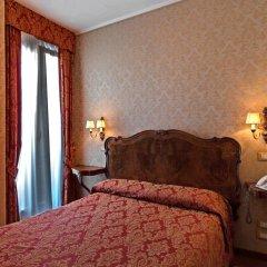 Отель Albergo Bel Sito e Berlino 3* Стандартный номер с различными типами кроватей фото 11