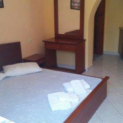 Отель Guesthause villa joanna&mattheo Албания, Саранда - отзывы, цены и фото номеров - забронировать отель Guesthause villa joanna&mattheo онлайн комната для гостей фото 5
